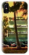 South Beach Ocean Drive IPhone Case