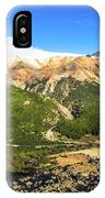 South Chile Patagonia IPhone Case