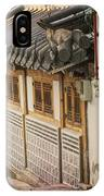 South Korean Hanok Street IPhone Case