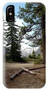 South Lake Tahoe Mountain Trail IPhone Case