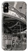 South London Carousel IPhone Case