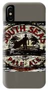 South Seas Pale Ale Sign IPhone Case