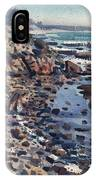 South To Pigeon Point IPhone Case