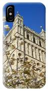 South Tower Exeter Cathedral IPhone Case