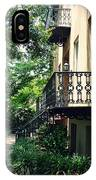 Southern Charm In Savannah  IPhone Case
