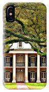 Southern Class Painted IPhone Case