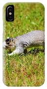 Southern Fox Squirrel IPhone Case