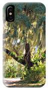 Southern Pathway IPhone Case