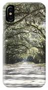 Southern Road IPhone Case