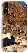Southern Temple Mount Jerusalem IPhone Case