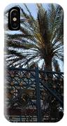 Southernmost Hotel Entrance In Key West IPhone Case