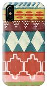 Southwestern 1- Art By Linda Woods IPhone Case