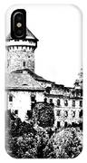 Sovinec - Castle Of The Holy Order IPhone Case