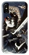 Space: Apollo 9 IPhone Case