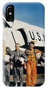 Space: Astronauts, C1961 IPhone Case