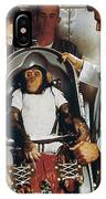 Space: Chimpanzee, 1961 IPhone Case