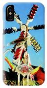 Space Racer In Distance IPhone Case
