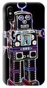 Spaceman Robot IPhone Case