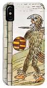 Spanish Conquest, 1520 IPhone Case
