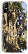 Spanish Moss  IPhone Case