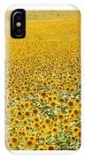 Spanish Sunflowers IPhone Case