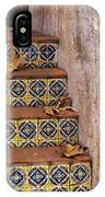 Spanish Tile Stair  IPhone Case