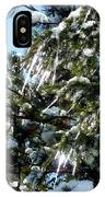 Sparkling Icicles  IPhone Case