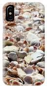 Sparkling Shells IPhone Case