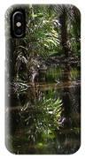Sparkling Swamp IPhone Case