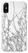 Sparsely Beautiful IPhone Case