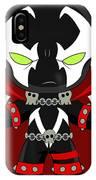 Spawn Supervillain IPhone Case