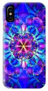Spectracalia In Blue Catus 1 No. 2 H A IPhone Case
