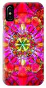 Spectracalia In Red - Catus 1 No. 1 H B IPhone Case