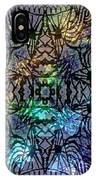 Spectrum Grid IPhone Case