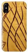 Speech Trails - Tile IPhone Case