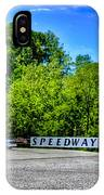 Speedway Diner IPhone Case