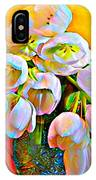 Spektrel Flowers IPhone Case