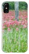Spellbound By Indian Paint Brush. IPhone Case