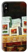 Spice Island IPhone Case