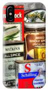 Spices 764 IPhone Case