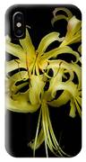 Spider Lily IPhone Case