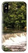 Spillway Early Morning IPhone Case