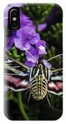 Spinx Moth IPhone Case