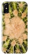 Spiny Cactus Needles IPhone Case