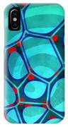 Spiral 4 - Abstract Painting IPhone Case