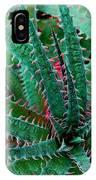 Spiral Cactus IPhone Case