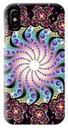 Spiral Dance IPhone Case