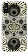 Spiral Eyes IPhone Case