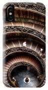 Spiral Staircase No1 IPhone Case