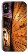 Spiral Stairwell IPhone Case